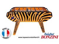 Baby foot B90 B60 Stadium Champion Star Home competition: La Passion du Billard Baby foot b90 bonzini Tigre.