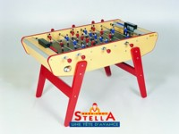 Baby foot B90 B60 Stadium Champion Star Home competition: baby foot stella jaune