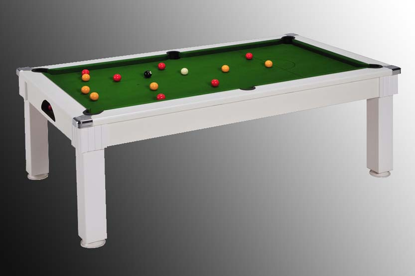 Photo billard table billard table pas cher windsor blanc - Table billard pas cher ...